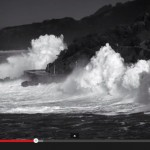 LA FUERZA DEL MAR / ITSASOAREN indarra (Vídeo de olas grandes)