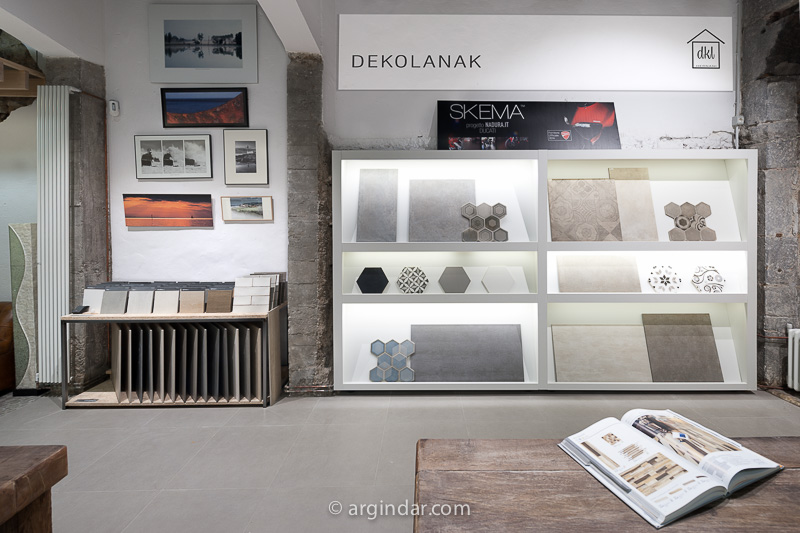 Fotografias realizadas para la tienda de decoración Dekolanak