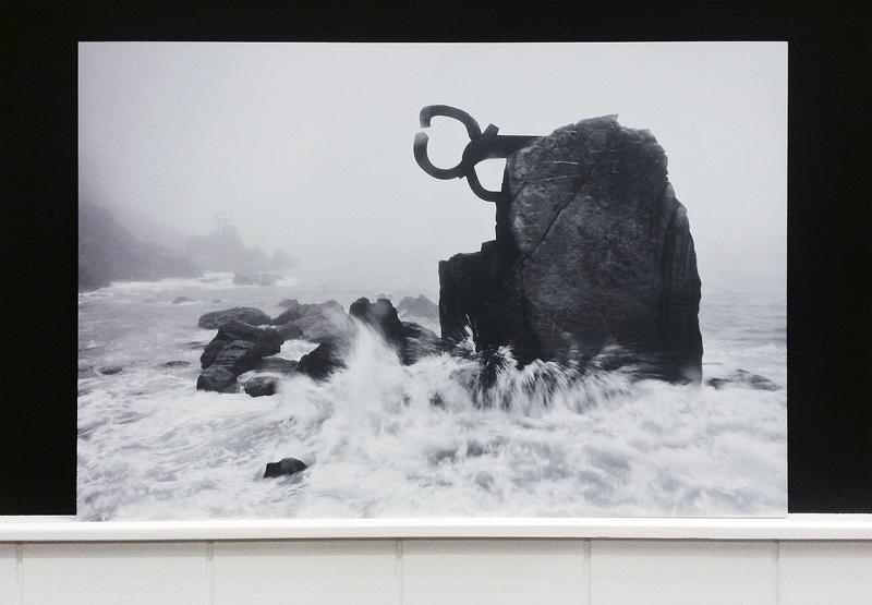 fotografiá Impresa Peine del viento - dibond blanco 3mm 75x55 cm