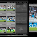 Lightroom 2 monitores – vista Normal, interactiva y bloqueada